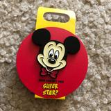 Disney Other   Japan Disney Mickey Mouse 90th Vintage Pin   Color: Tan/Cream   Size: Os