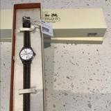 Coach Jewelry   Coach Watch   Color: Silver   Size: Os