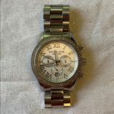 Michael Kors Jewelry | Michael Kors Watch | Color: Silver | Size: Os