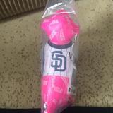 Pink Victoria's Secret Accessories   New Victoria Secret Pink Collegiate Collection   Color: Pink/White   Size: Os