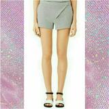 Kate Spade Shorts | Kate Spade Origami Shorts | Color: Gray | Size: Xs
