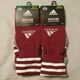 Adidas Other | Adidas Climalite Soccer Socks | Color: Brown | Size: Xs