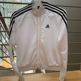 Adidas Jackets & Coats | Adidas Womens Jacket | Color: Black/White | Size: Xs