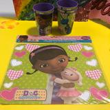 Disney Party Supplies | Doc Mc Stuffins Party Suplies New | Color: Green/Pink | Size: Os
