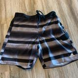 Adidas Swim | Adidas Mens Swim Trunks | Color: Black/Gray | Size: Various
