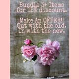 Kate Spade Makeup | 15% Off Bundles | Color: Pink | Size: Os