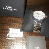 Coach Jewelry   Maddy Coach Watch With All Verified Paperwork   Color: Silver   Size: Os