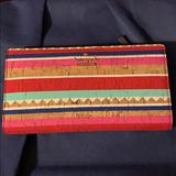 Kate Spade Accessories | Brand New Kate Spade Slim Wallet. | Color: Pink/Red | Size: 6 12 Length 3 12 Height