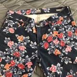 Anthropologie Jeans   Citizens Of Humanity Floral Jeans   Color: Blue   Size: 29