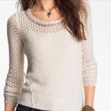 Free People Sweaters | Free People Sweater | Color: Cream | Size: S