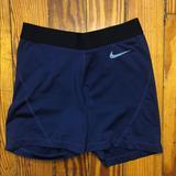 Nike Shorts | Nike Dri Fit Spandex | Color: Blue | Size: M