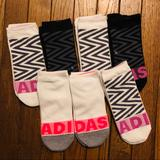 Adidas Accessories | Adidas Socks | Color: Black/White | Size: Os
