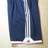 Adidas Bottoms   Adidas Boy Sz L 1416 Shorts Blue   Color: Blue   Size: Lb