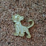 Disney Accessories | Disney Pin | Color: Gold | Size: Os