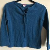 J. Crew Sweaters   Jcrew Lambs Wool Sweater   Color: Blue   Size: Xsp
