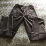 Levi's Jeans   Levis Light Brown Teal Pin Stripe Stadium Pants   Color: Brown   Size: Large