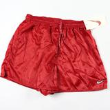 Nike Bottoms | 90s New Nike Youth Xl Soccer Shorts Nylon Red | Color: Red/White | Size: Xlb