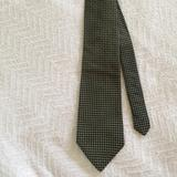 Ralph Lauren Accessories | 2 Pcs Ralph Lauren Mens Tie 100% Silk Made In Usa | Color: Brown/Green | Size: One Is 55l And The Other Is 60l Both 3.5 Wide