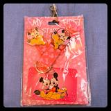 Disney Accessories | Disney Pin Trading Started Set | Color: Pink | Size: Osg
