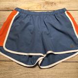 Adidas Shorts | Adidas Clima365 Blue Orange Womens Shorts Sz M | Color: Blue/Orange | Size: M
