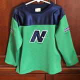 Nike Shirts & Tops | Nike Jersey Size 6 | Color: Blue/Green | Size: 6b