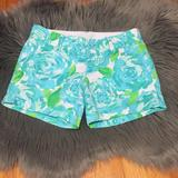 Lilly Pulitzer Shorts | Lilly Pulitzer Shorts | Color: Blue/Green | Size: 000