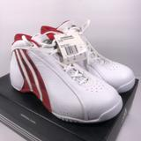 Adidas Shoes | 2004 Adidas Clima Response Basketball Shoes | Color: Red/White | Size: 6.5