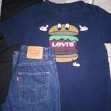 Levi's Matching Sets | Boys Levi Outfit | Color: Blue | Size: 1416