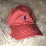 Polo By Ralph Lauren Other   Kids And Womans Polo Hat Unisex Pink Ralph Lauren   Color: Blue/Pink   Size: Osg