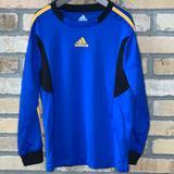 Adidas Shirts & Tops   Adidas Boys Little Climacool Soccer Jersey Sz 7   Color: Blue   Size: 7xb