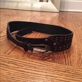 Anthropologie Accessories   Anthropologie Brown Suede Belt   Color: Brown   Size: Small
