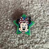 Disney Other | Disney Pin - Minnie Mouse | Color: Cream | Size: Os