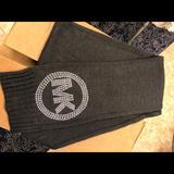 Michael Kors Other | Michael Kors- Scarf | Color: Black | Size: Os