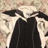 Columbia Jackets & Coats   Columbia Waterproof Core Womens Jacket   Color: Black/White   Size: M
