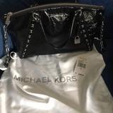 Michael Kors Bags   Michael Kors Patent Leather Bag! New!   Color: Black   Size: Os