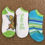Disney Other   New Ladies Tink Sock Pack   Color: Silver   Size: 9-11