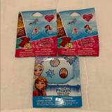 Disney Accessories | Disney Princess Patch Lot 3 Mystery Patches New | Color: Blue/Red | Size: Os