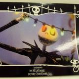Disney Other | Nwt Nightmare Before Christmas Postcard Book! | Color: black | Size: Os