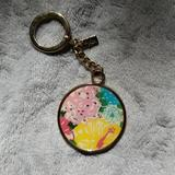 Lilly Pulitzer Other   Lilly Pulitzer Key Chain   Color: Green/Pink   Size: Os