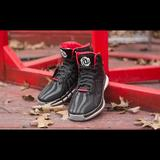 Adidas Shoes | Adidas D Rose 4 Blacklight Scarlet | Color: Black | Size: 6b