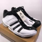 Adidas Shoes | 2001 Adidas Womens Bromium Ii W Basketball Shoes | Color: Black/White | Size: 9.5