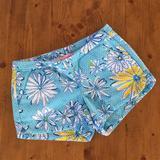 Lilly Pulitzer Shorts | Lilly Pulitzer Shorts | Color: Blue/Yellow | Size: 00