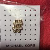 Michael Kors Accessories | Michael Kors Hash Tag Pin | Color: Gold | Size: Os