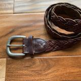 American Eagle Outfitters Accessories | Ae Brown Leather Belt | Color: Brown | Size: Os