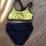 Polo By Ralph Lauren Swim | 2$30 Kids Bikini | Color: Black/Yellow | Size: 14g