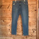 Michael Kors Jeans | Michael Kors Skinny Fit Jeans | Color: Blue | Size: 34