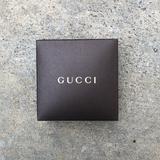Gucci Accessories | 100% Authentic Gucci Cuff Box | Color: Brown | Size: Os