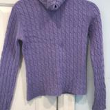 Ralph Lauren Sweaters | Cashmere Turtleneck | Color: Purple | Size: S