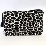 Kate Spade Bags   Kate Spade Vegan Cow Hair Purse   Color: Black/Cream   Size: H8 X L12 X 2