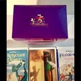 Disney Other | Disney 75 Years Of Love & Laughter Collector Tapes | Color: Purple | Size: Os